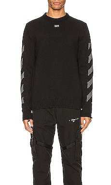 SWEAT RAS DE COU OFF-WHITE $570