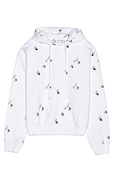 SWEAT À CAPUCHE OFF-WHITE $655
