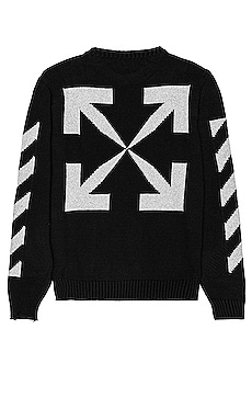 Crewneck Sweater OFF-WHITE $575