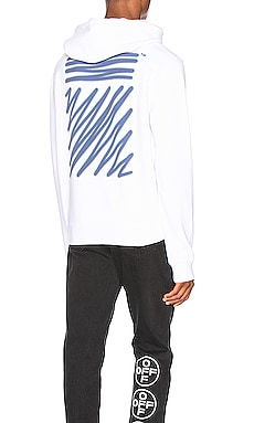 SUDADERA CON CAPUCHA FWRD EXCLUSIVE OFF-WHITE $473
