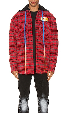 Flannel Jacket OFF-WHITE $1,350