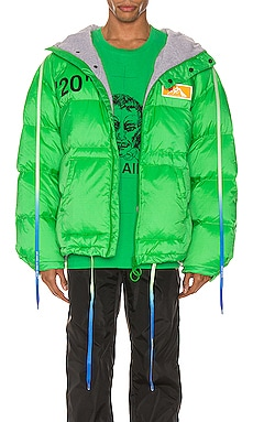 Zipped Puffer OFF-WHITE $1,369