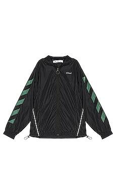 Diag Nylon Jacket OFF-WHITE $642
