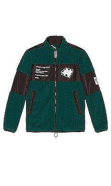 Polar Fleece Jacket OFF-WHITE $529