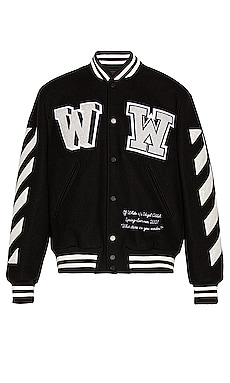 CHAQUETA OFF-WHITE $1,405