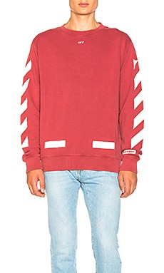 Diagonal Arrows Sweatshirt