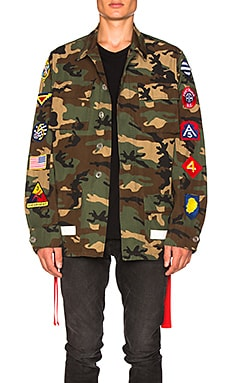 Archive Field Jacket