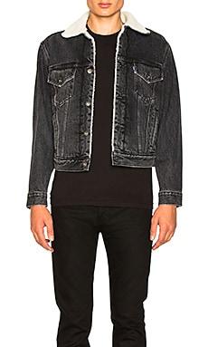x Levi's Sherpa Trucker Jacket