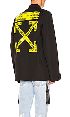 Firetape Field Jacket OFF-WHITE $758