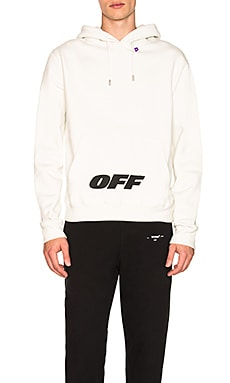 Wing Off Hoodie OFF-WHITE $635
