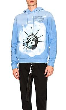 Liberty Hoodie OFF-WHITE $635