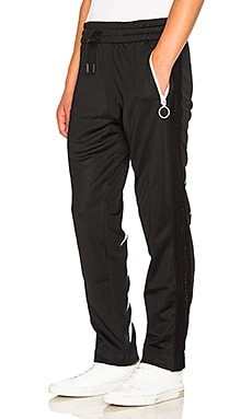 Diag Brushed Trackpants