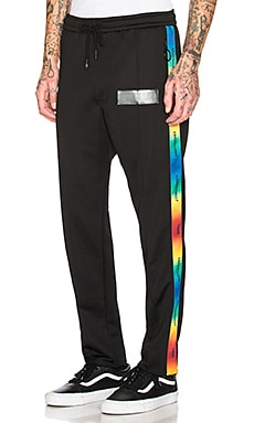 ART DAD Time Travelling Track Pants OFF-WHITE $1,057