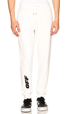 Wing Off Sweatpants OFF-WHITE $575