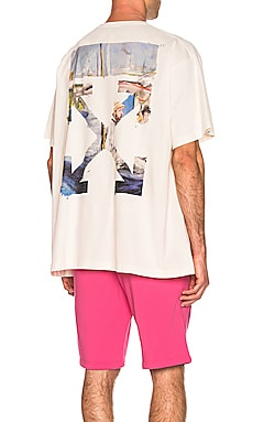 Colored Arrows Tee OFF-WHITE $370