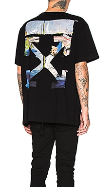 Colored Arrows Tee OFF-WHITE $438