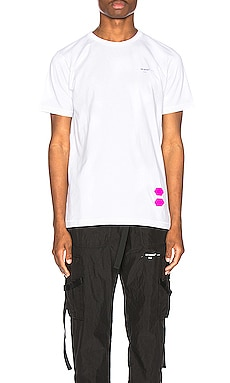 EXCLUSIVE Short Sleeve Tee OFF-WHITE $425