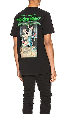 Pascal Painting Slim Tee OFF-WHITE $228