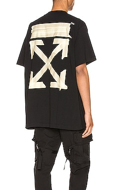 Tape Arrows Over Tee OFF-WHITE $335