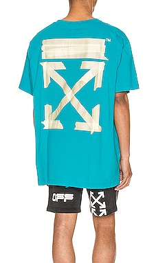 Tape Arrows Over Tee OFF-WHITE $235