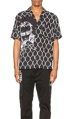 T-SHIRT MANCHES COURTES BROKEN FENCE HOLIDAY OFF-WHITE $364