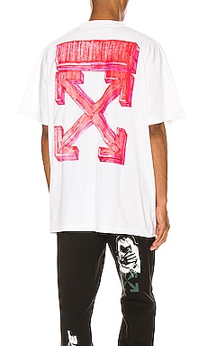 T-SHIRT GRAPHIQUE MARKER OVER OFF-WHITE $330