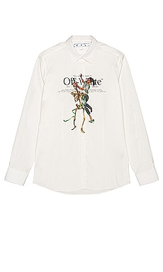 CAMISA PASCAL OFF-WHITE $567