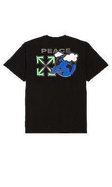 Peace Worldwide Tee OFF-WHITE $320