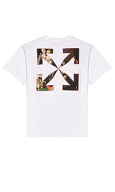 Sprayed Caravaggio Over Tee OFF-WHITE $335