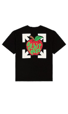 CAMISETA APPLE OVER OFF-WHITE $335