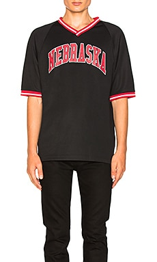 Nebraska Baseball Tee OFF-WHITE $186