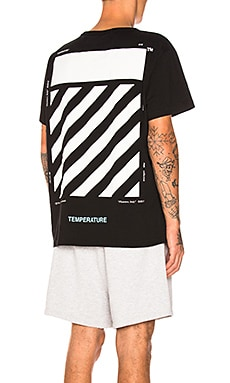 Diagonal Temperature Tee