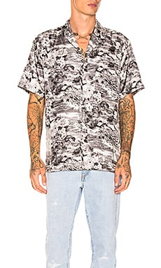 Hawaiian Shirt OFF-WHITE $447