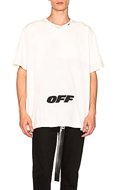 Wing Off Oversized Tee OFF-WHITE $350