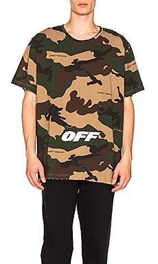 CAMO 티셔츠 OFF-WHITE $258