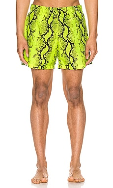 Snake Swimshorts OFF-WHITE $293