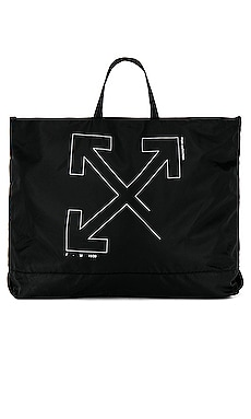 Unfinished Tote Bag OFF-WHITE $456