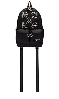 MOCHILA ABSTRACT ARROWS OFF-WHITE $536