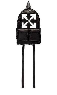 Arrow Backpack OFF-WHITE $592