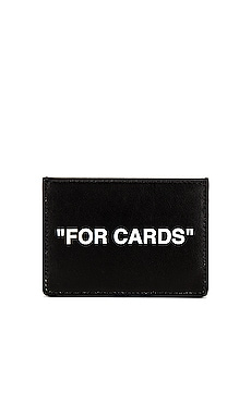 Quote Cardholder OFF-WHITE $230