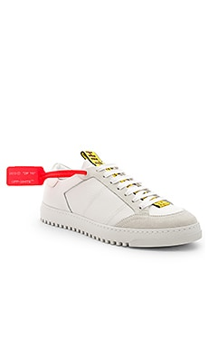 Leather Belt Sneakers