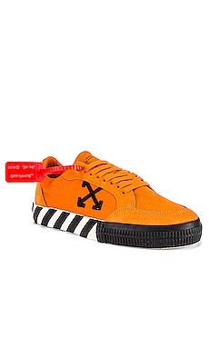 Low Vulcanized Sneaker OFF-WHITE $205