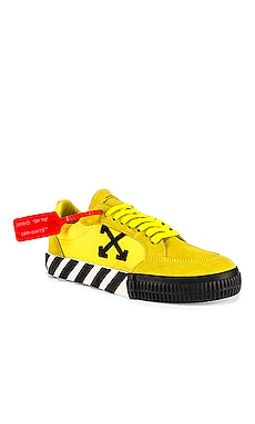 КРОССОВКИ LOW VULCANIZED OFF-WHITE $315