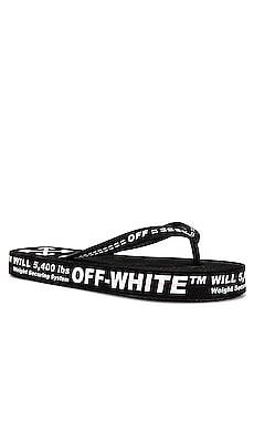 플립 플랍 OFF-WHITE $150