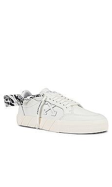 Low Vulcanized Sneaker OFF-WHITE $400