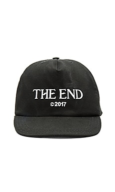 GORRA THE END