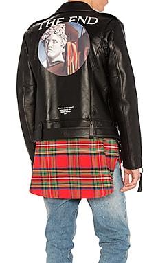 Carryover De Chirico Biker Jacket