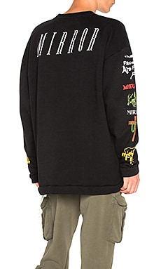Mix Rock Crewneck