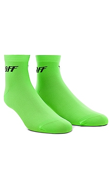 Off Wings Short Socks OFF-WHITE $70