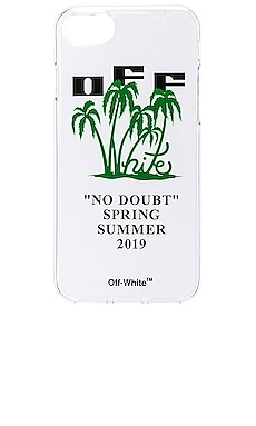 Island iPhone 8 Cover OFF-WHITE $90 Collections